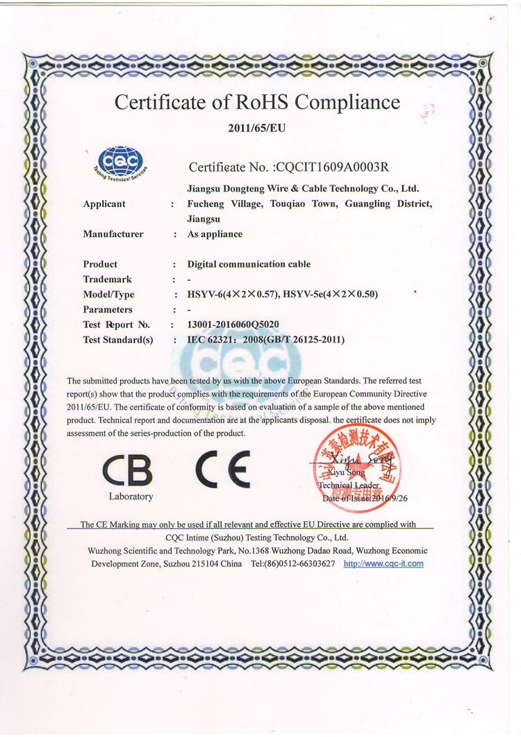 CE认证1